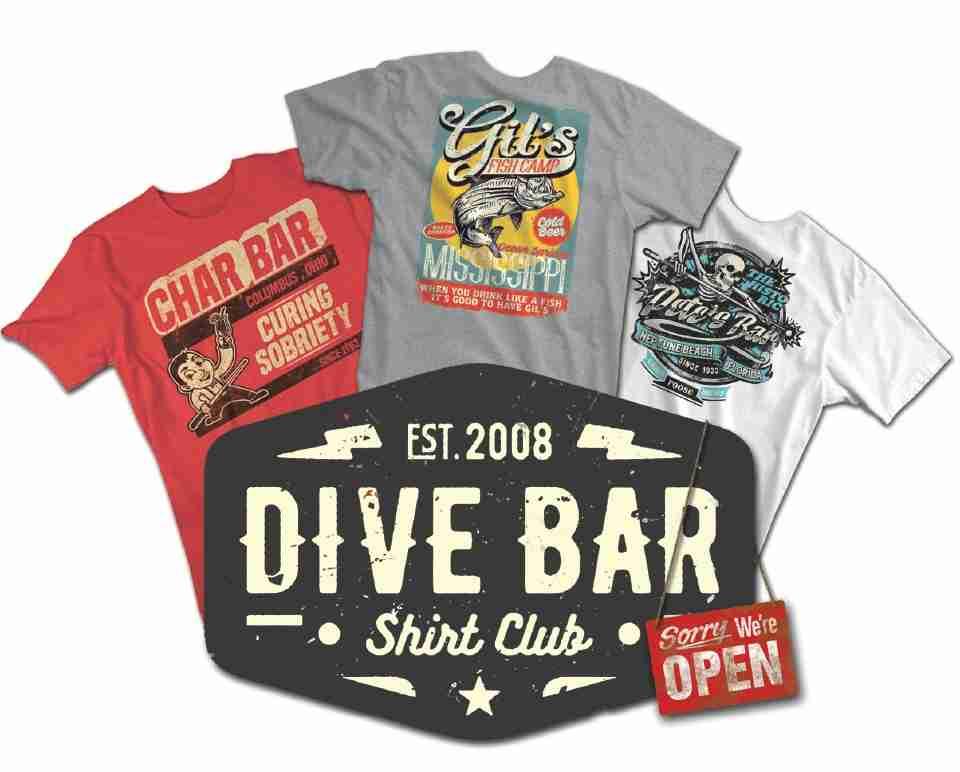 BOSS Magazine | Dive Bar Shirt Club