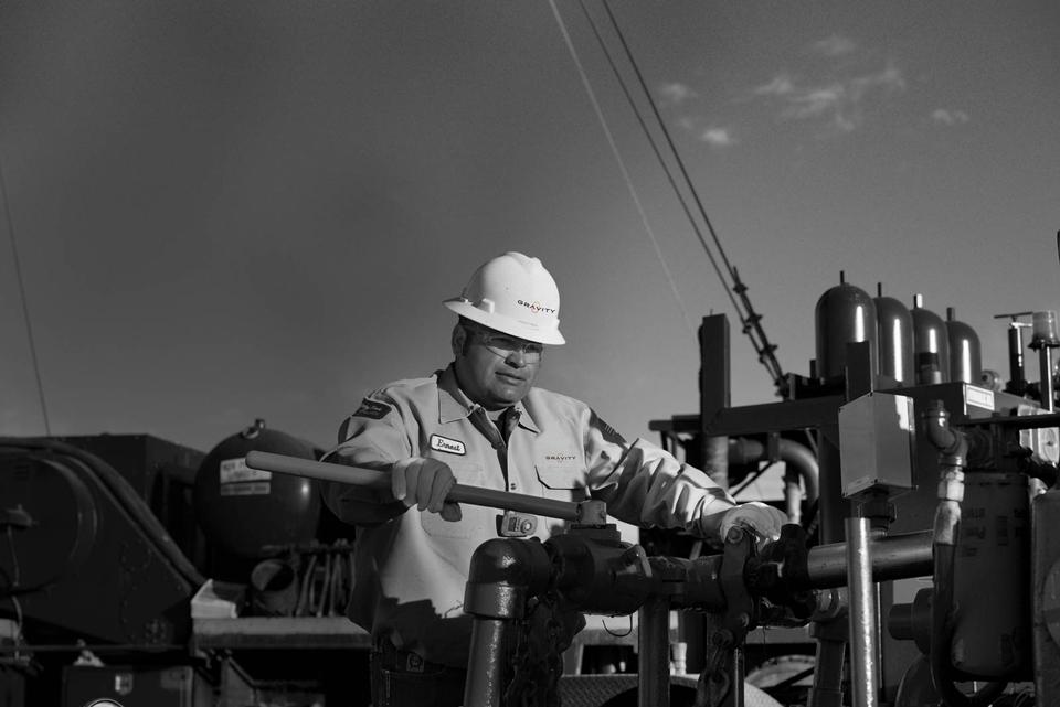 gravity oilfield services, boss magazine