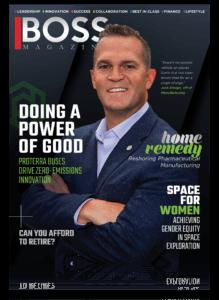 BOSS Magazine - August 2020